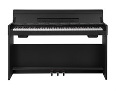 Nux Cherub WK-310-Black Цифровое пианино на стойке с педалями, черное