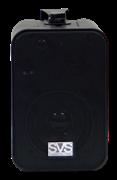 SVS Audiotechnik WSM-20Black настенный громкоговоритель для фонового озвучивания, 10Вт