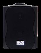 SVS Audiotechnik WS-40  Black настенный громкоговоритель для фонового озвучивания, 40Вт