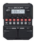 ZOOM G1 FOUR процессор эффектов зум