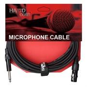 HardCord MSJ-30 кабель микрофонный, 3 м