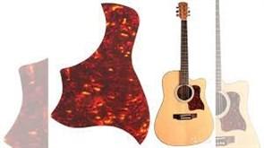 защитная накладка для гитары