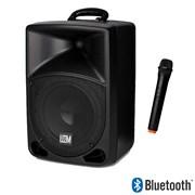 Leem PR-8 портативная акустическая система с микрофоном, 50 Вт, ЛИМ