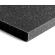 Акустический поролон Прямой 5 мм (200 см х 100 см х 1 см)