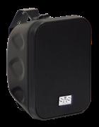 SVS Audiotechnik WSP-40 Black настенный громкоговоритель для фонового озвучивания, 20/40Вт