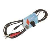 PROEL BULK505LU18 - инсертный кабель 3.5 джек стерео <-> 2 x 6.3 джек моно, длина - 1,8м, Проэл