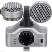 Zoom IQ7 iOS-совместимый стерео-микрофон Mid-Side (90°/120°/M-S)