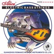ALICE A606(4)-L - Струны для бас-гитары Элис