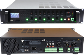 SVS Audiotechnik MA-360 PRO трансляционный усилитель