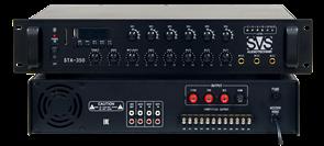 SVS Audiotechnik STA-350 Микшер-усилитель 6-зонный