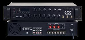 SVS Audiotechnik STA-180 Микшер-усилитель 6-зонный
