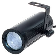 BS LIGHTING PINSPOT 3W BLK пинспот