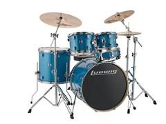 Ludwig LCEE22023EXP Element Evolution - Барабанная установка, синяя