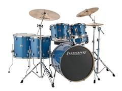 Ludwig LCEE622023EXP Element Evolution Барабанная установка, синяя