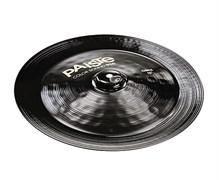 "Paiste 0001912614 Color Sound 900 Black China - Тарелка 14"""