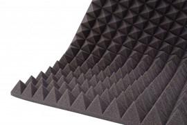 Акустический поролон Пирамида 30 мм (200 см х 100 см х 4 см)